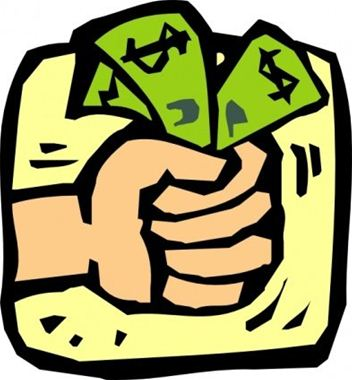 Funds Clipart.