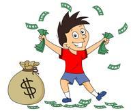 Free Money Clipart.