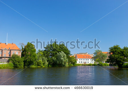 Nyborg Stock Photos, Royalty.