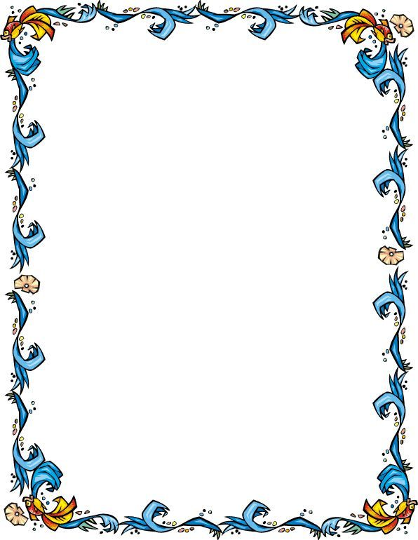 Funeral Border Clipart.
