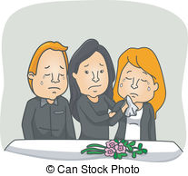 Funeral Illustrations and Clip Art. 3,781 Funeral royalty free.