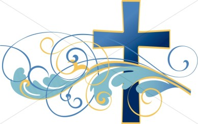 Christian Funeral Clipart.