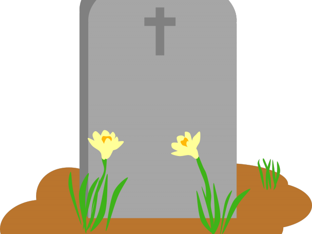 Funeral clipart headstone, Funeral headstone Transparent.