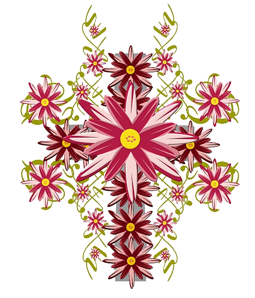 Free Funeral Bouquet Cliparts, Download Free Clip Art, Free Clip Art.