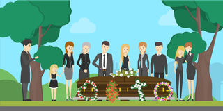 Funeral Clipart.