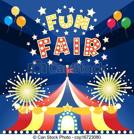 Fun Fair Clipart.