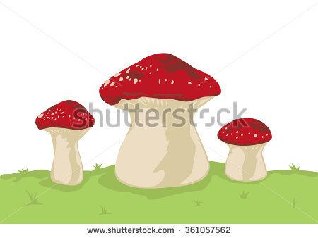 Fungus Toxic Stock Vectors & Vector Clip Art.