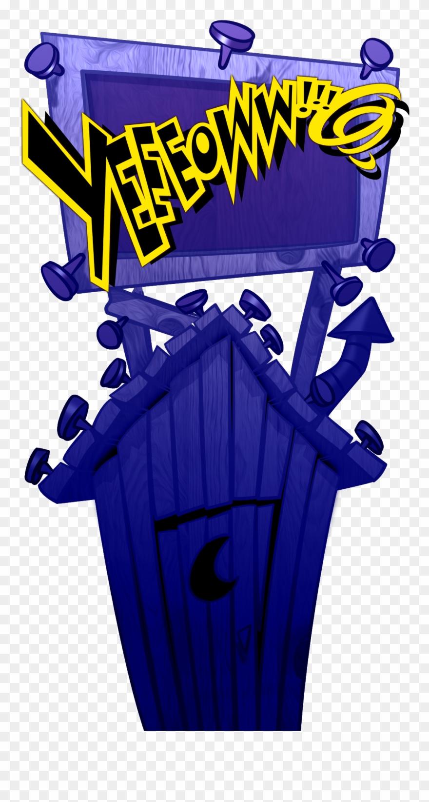 Butane\'s Favorite Funhouse Clipart (#2919274).