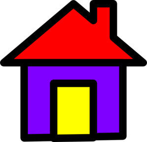 Fun House Clip Art at Clker.com.
