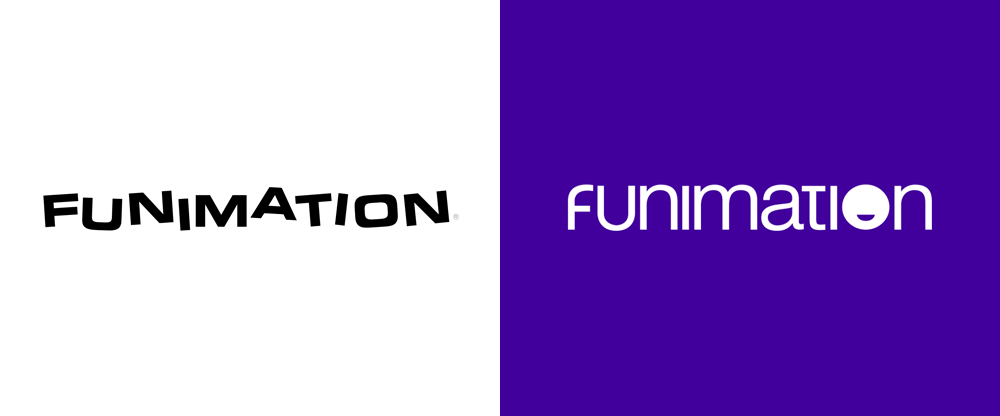 Brand New: New Logo for Funimation.