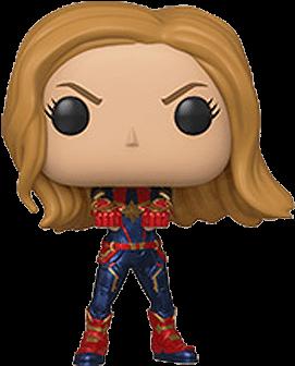 Funko Pop Avengers Endgame Captain Marvel 1.