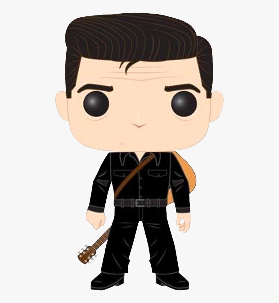 Rocks Johnny Cash Johnny Cash Man In Black Funko Pop.