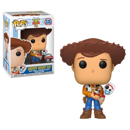 Funko Pop! Disney Pixar: Toy Story 4.