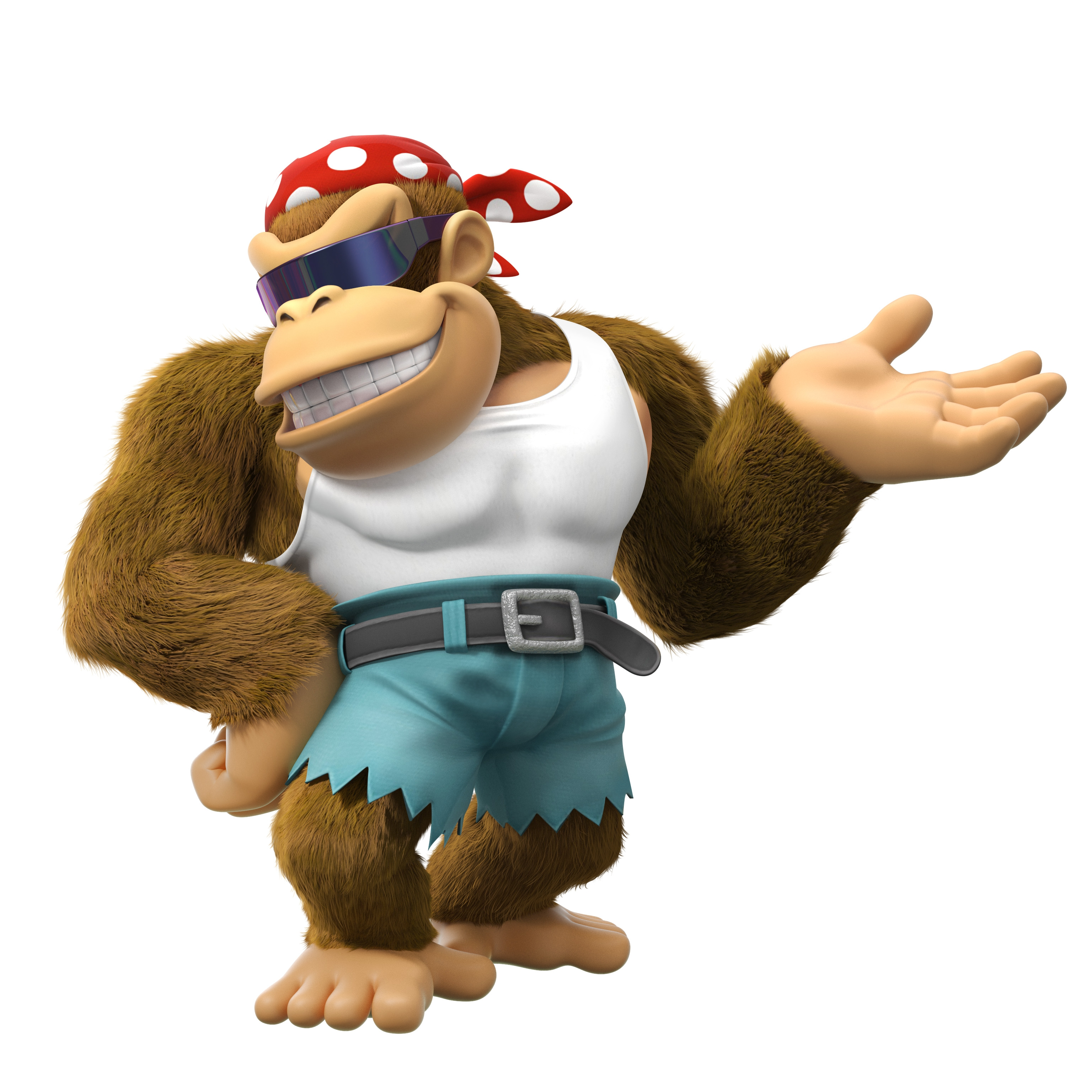 Funky Kong screenshots, images and pictures.