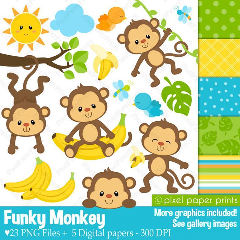 Funky Monkey.