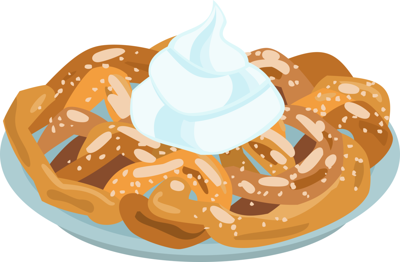 Funnel cake clipart clipart images gallery for free download.