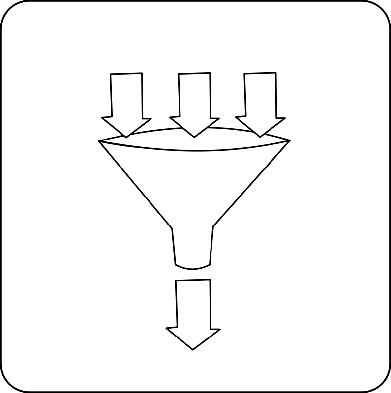 Free Clipart: Funnel / Entonnoir.