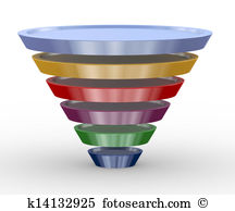 Funnel shape Clip Art and Stock Illustrations. 229 funnel shape.