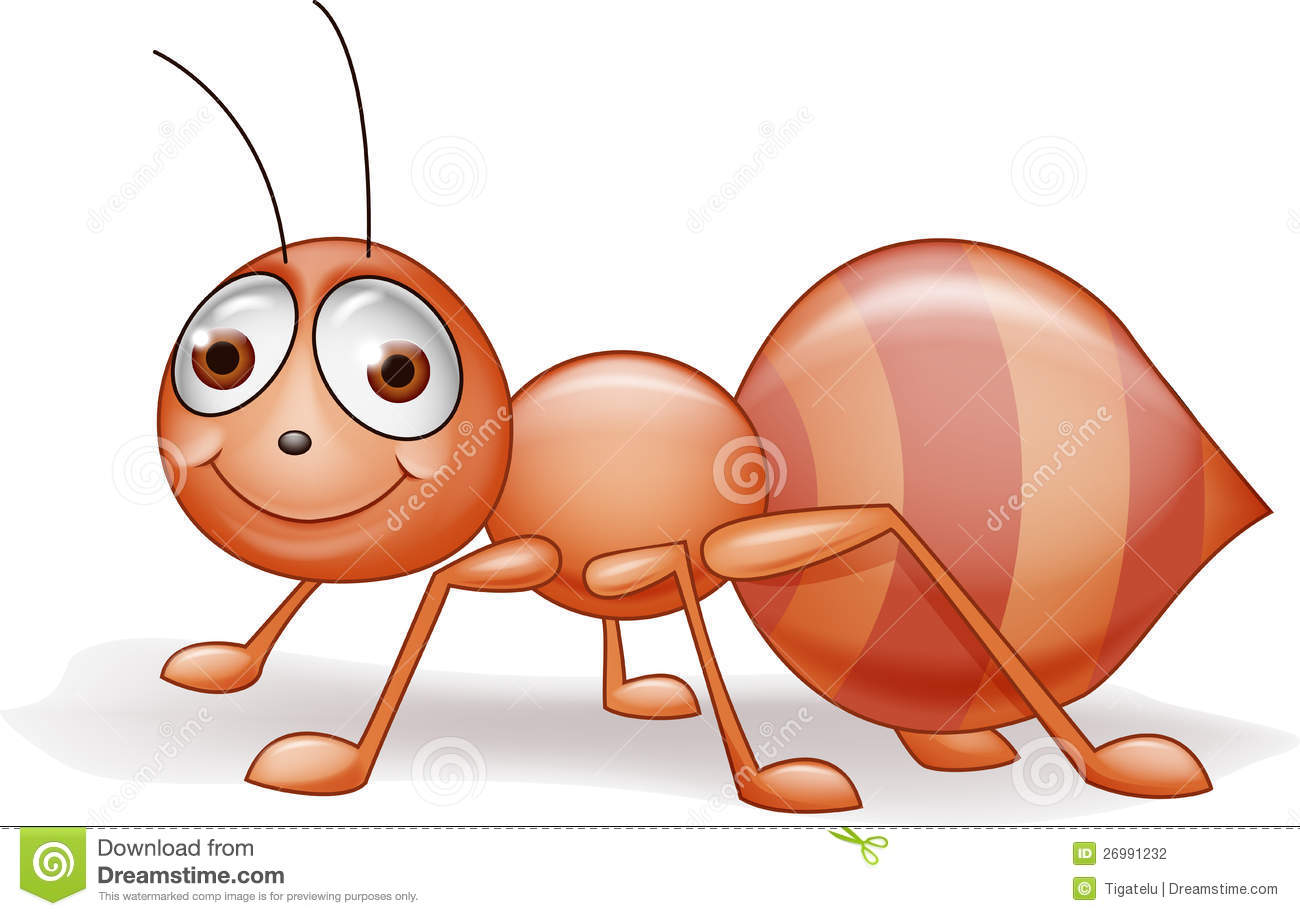 Funny ant clipart 3 » Clipart Station.