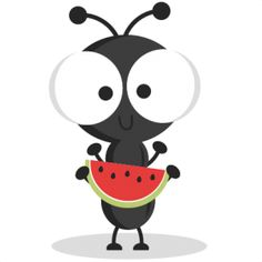 Funny ant clipart 4 » Clipart Station.