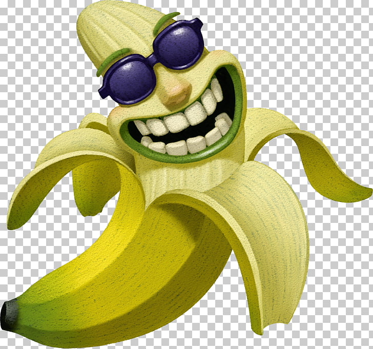 Fruit , HD Funny funny expression Bananas , banana.