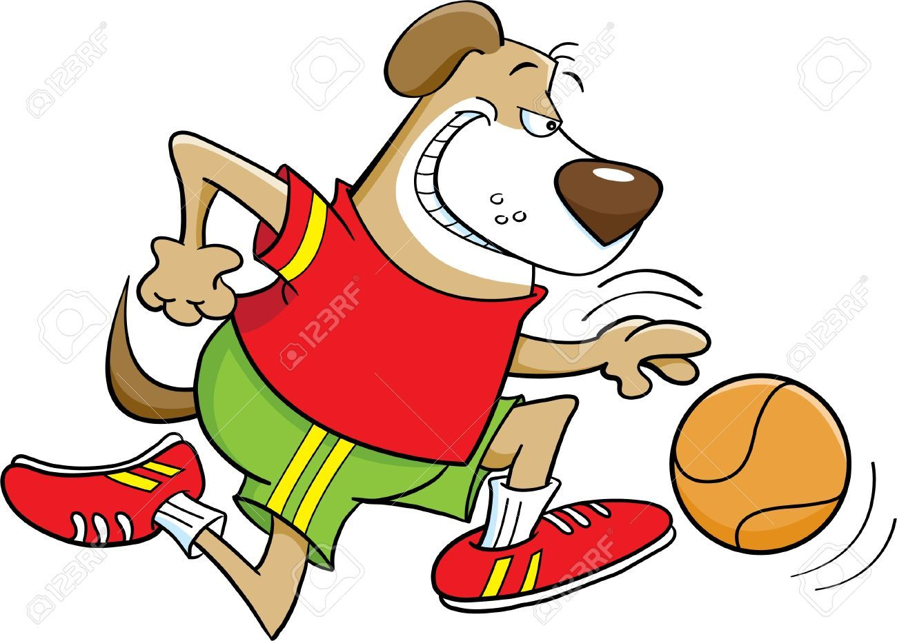 Funny basketball clipart 5 » Clipart Portal.