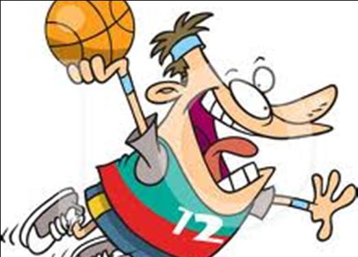 Men's Basketball.