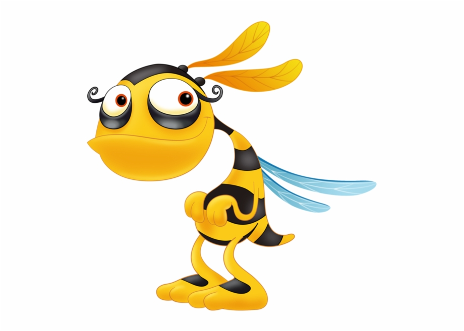 Bee Clipart, Flying Insects, Save The Bees, Little.