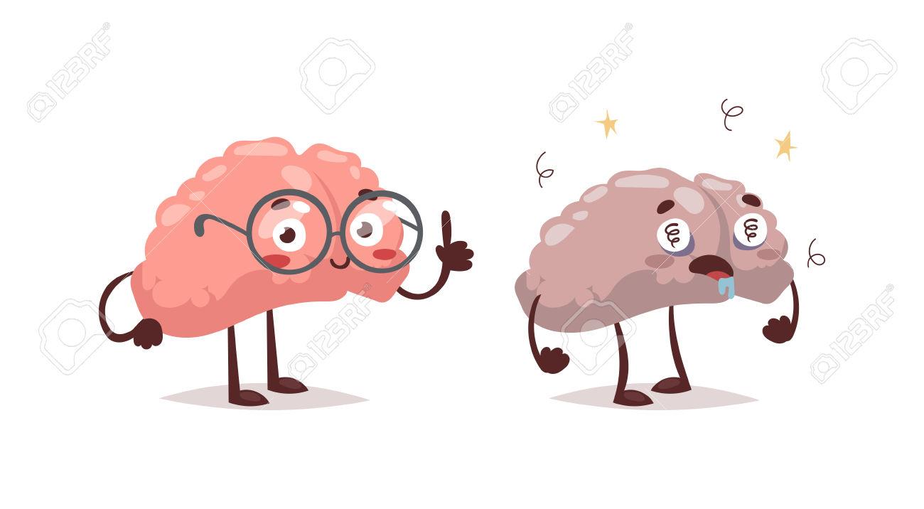 funny brain clipart - Clipground