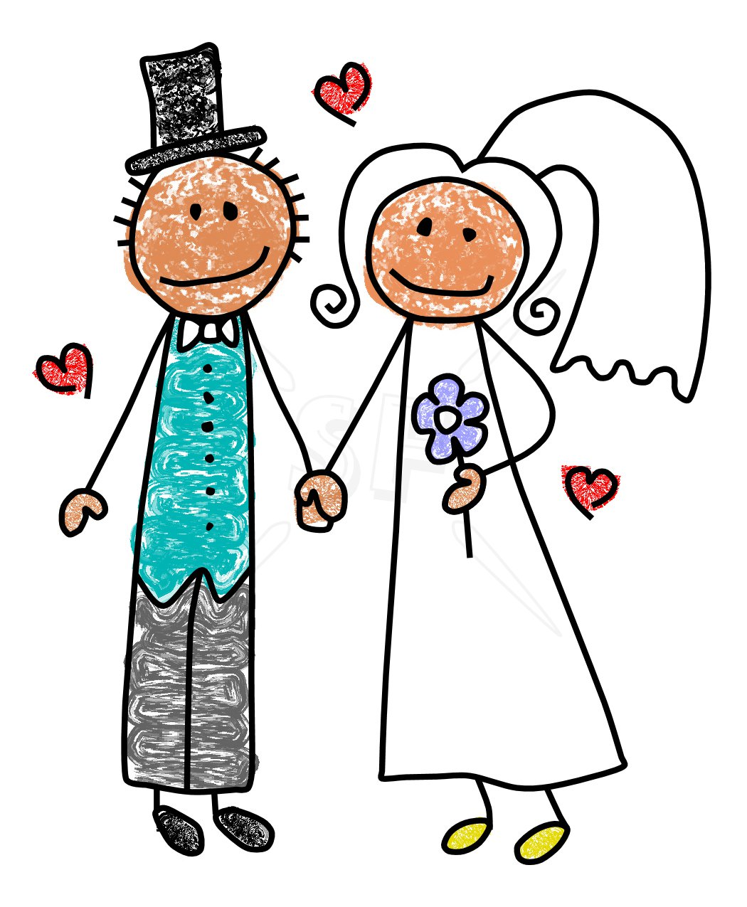 Funny bride clipart 5 » Clipart Station.