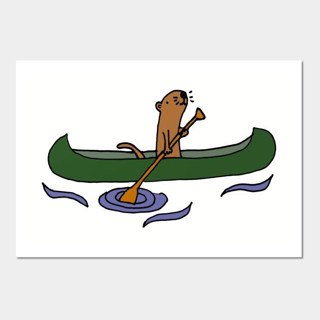 Canoe clipart green boat, Canoe green boat Transparent FREE.