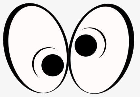 Free Funny Eyes Clip Art with No Background.