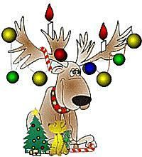 Christmas clip art fun.