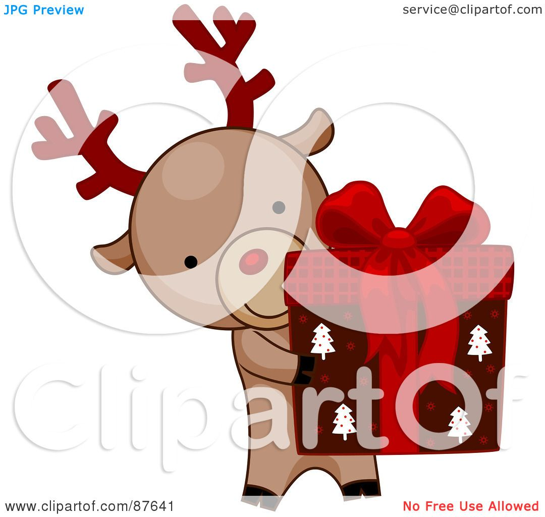 Funny Christmas Clip Art.