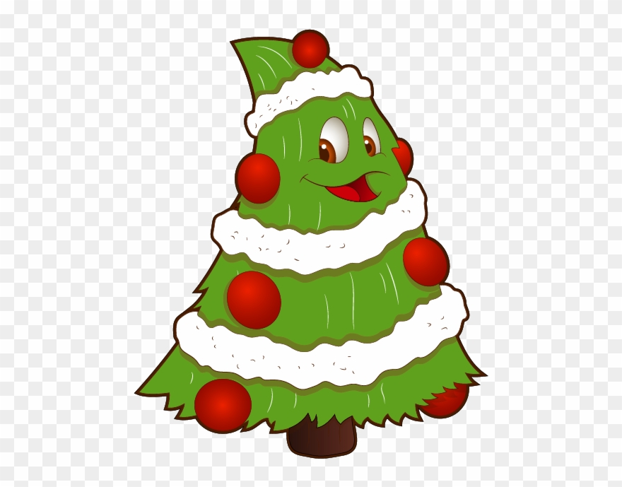 Tree Clipart Funny.
