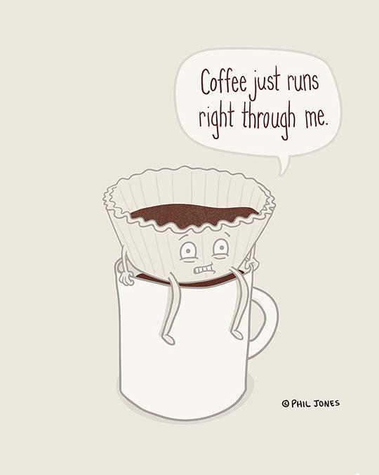 Coffee Cartoon Funny.