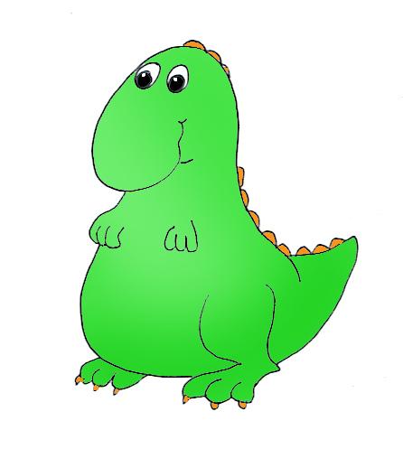 Dinosaur Clipart and Dinosaur Jokes.