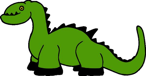 Dinosaur Cartoon Clip Art at Clker.com.