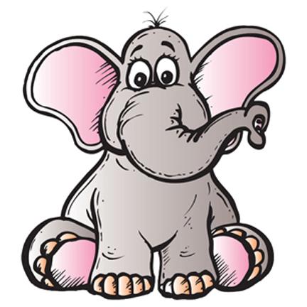 Free Funny Elephant Cartoon, Download Free Clip Art, Free.