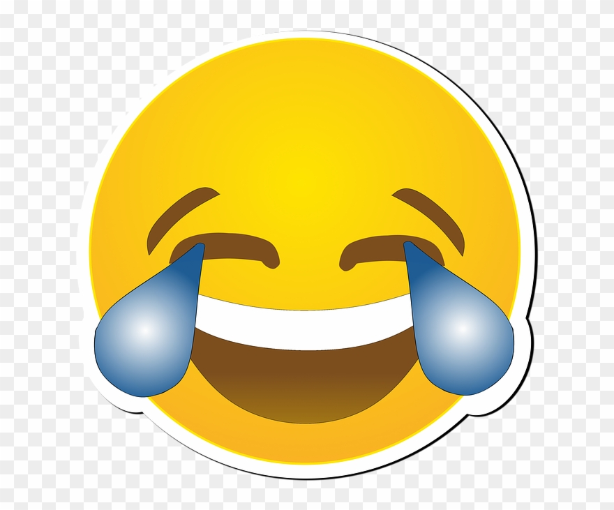 Funny Laughing Face Cartoon 2, Buy Clip Art.