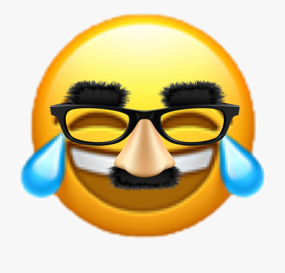 Emoji Funny Laughing Laugh.