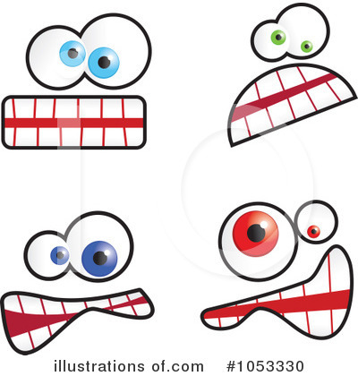 Funny Face Clipart #1053330.