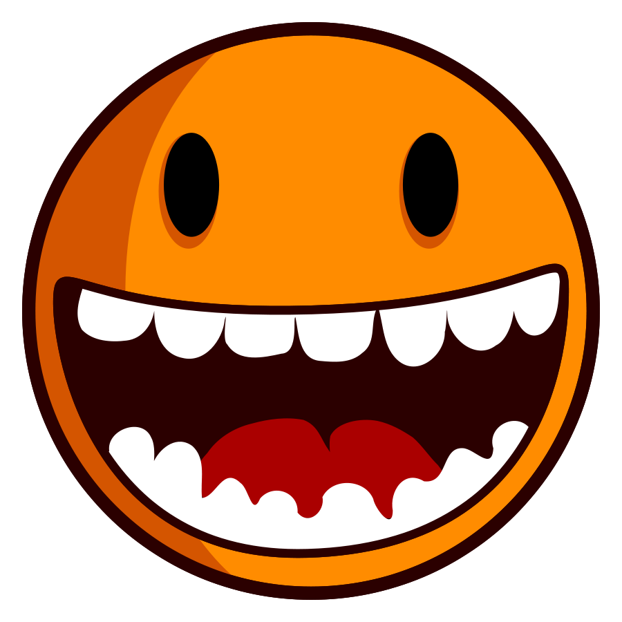 Funny face clipart free.