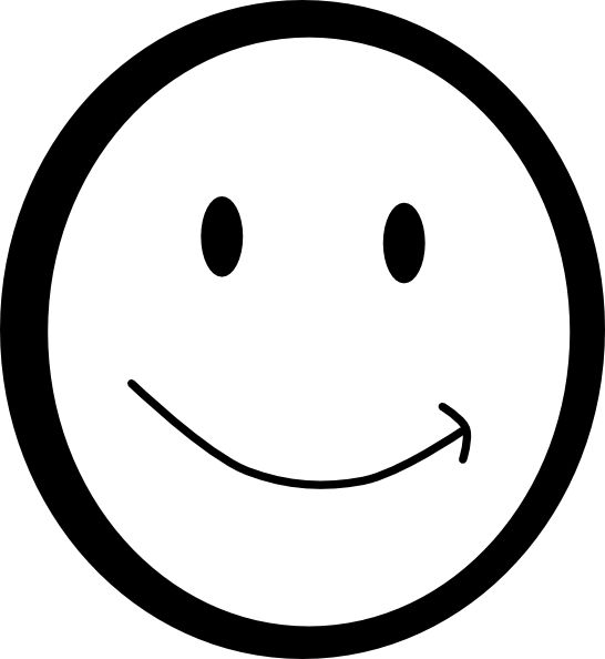 Free Funny Face Clipart Black And White, Download Free Clip Art.