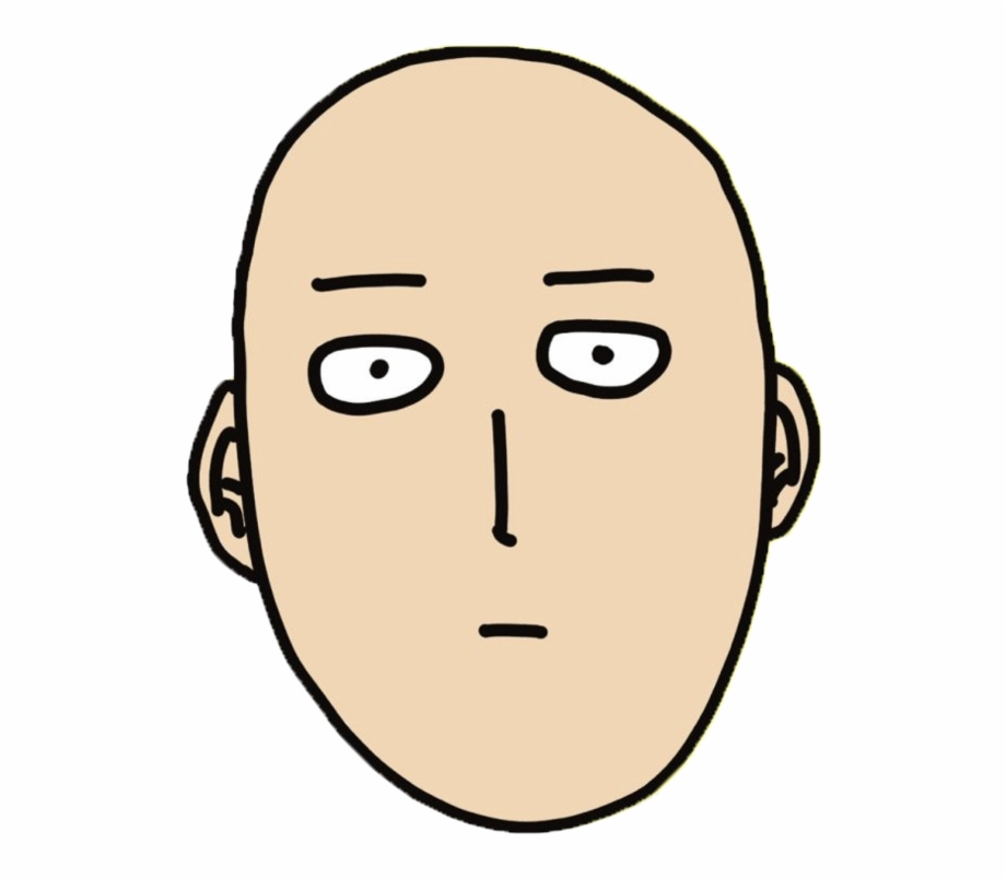 One Punch Man Funny.