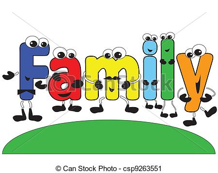Funny Family Clipart (42+).