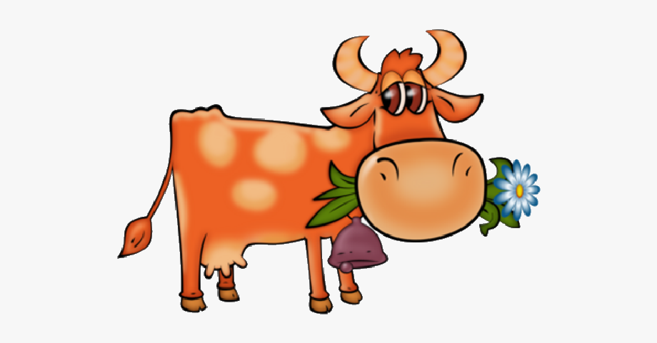 Funny Farm Animal Clipart.