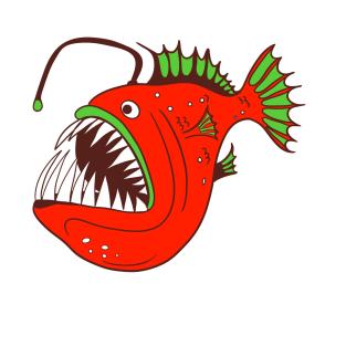 Funny Fish T.