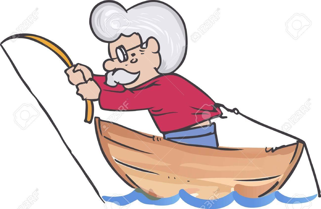 Fishermen will love this funny fishing design..