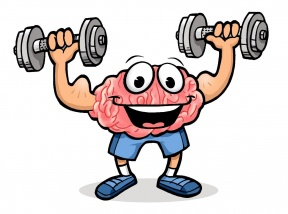 Funny Fitness Clipart.